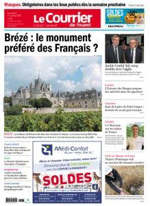 Le Courrier de l'Ouest Cholet – 17 juillet 2020