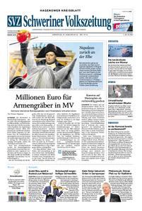 Schweriner Volkszeitung Hagenower Kreisblatt - 08. Januar 2019