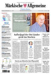 Märkische Allgemeine Prignitz Kurier - 18. September 2018