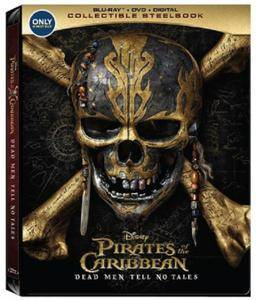 Pirates of the Caribbean: Dead Men Tell No Tales (2017) [Extras]