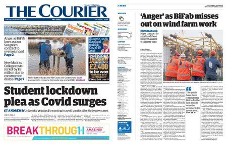 The Courier Fife – September 19, 2020