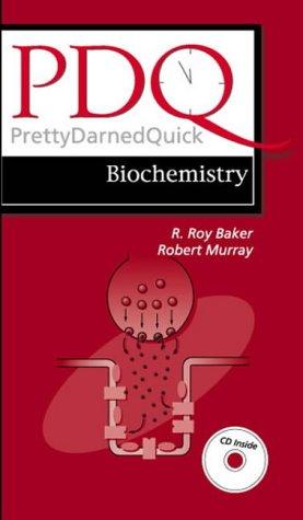 PDQ Biochemistry (PDQ Series)