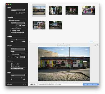 Super Resize 1.0.1 Mac OS X