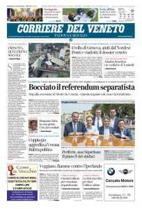 Corriere del Veneto Padova e Rovigo - 15 Agosto 2018