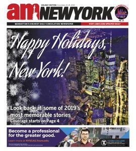 AM New York - December 23, 2019