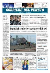Corriere del Veneto Padova e Rovigo – 31 luglio 2019