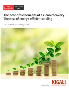 The Economist (Intelligence Unit) - The economic benefits of a clean recovery (2020)