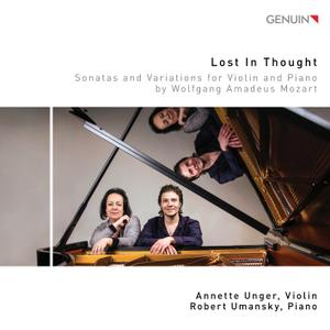 Annette Unger & Robert Umansky - Lost in Thought (2019)