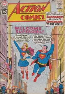 Action Comics 285 (DC) (Feb 1962) (c2c) (Superscan