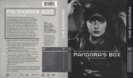 Pandora's Box (1929) [The Criterion Collection #358]