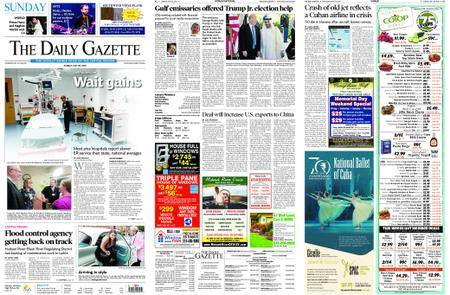 The Daily Gazette – May 20, 2018