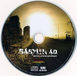 Babylon A.D. - Revelation Highway (2017)