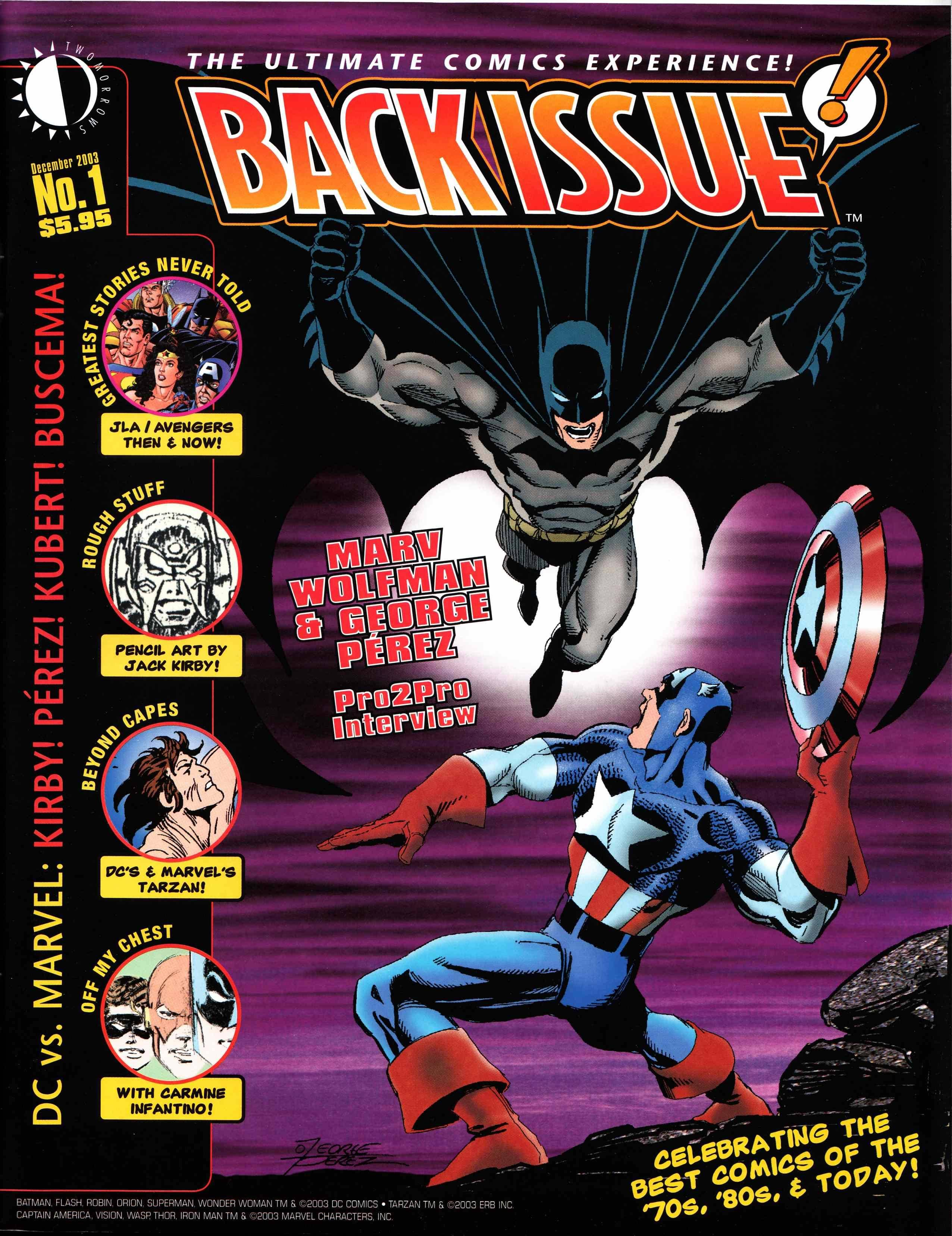 Back Issue 001 2003