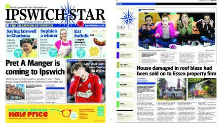 Ipswich Star – November 01, 2017