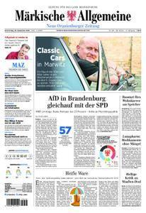 Neue Oranienburger Zeitung - 20. September 2018