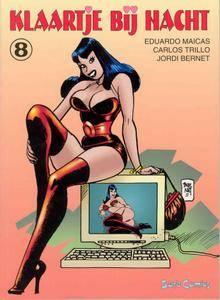 Mad Comic-Strips Klaartje Bij Nacht - 08 - Deel 08 cbr
