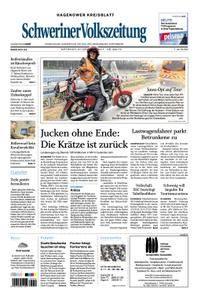 Schweriner Volkszeitung Hagenower Kreisblatt - 27. Dezember 2017