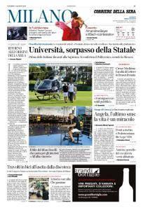 Corriere della Sera Milano - 17 Agosto 2018