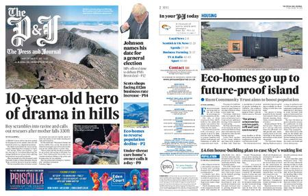 The Press and Journal Moray – October 25, 2019