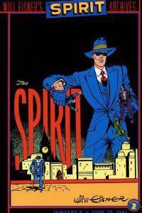 The Spirit 10-Extras [237 of 238] Will Eisners Spirit Archives v02 HC cbr