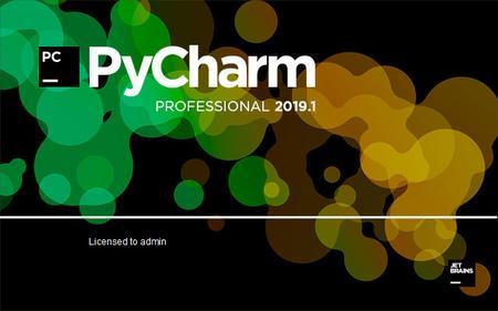 JetBrains PyCharm Professional 2019.1.2