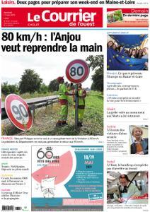 Le Courrier de l'Ouest Cholet – 17 mai 2019