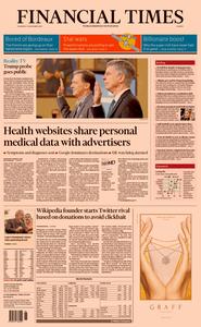 Financial Times Europe – 14 November 2019