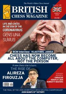 British Chess Magazine - March 2020