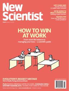 New Scientist - January 12, 2019