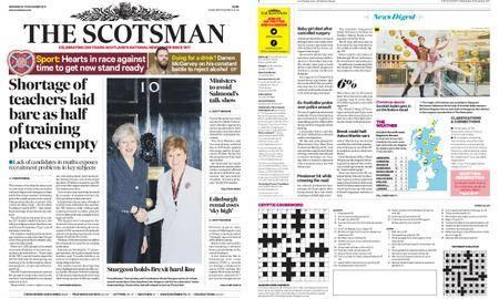 The Scotsman – November 15, 2017