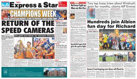 Express and Star City Edition – April 30, 2018