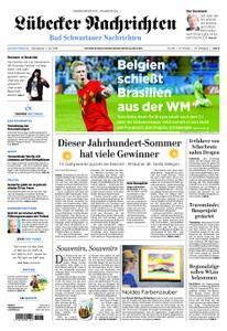 Lübecker Nachrichten Bad Schwartau - 07. Juli 2018
