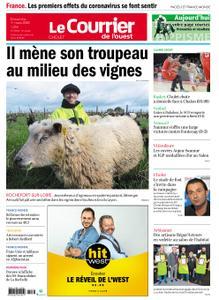 Le Courrier de l'Ouest Cholet – 01 mars 2020