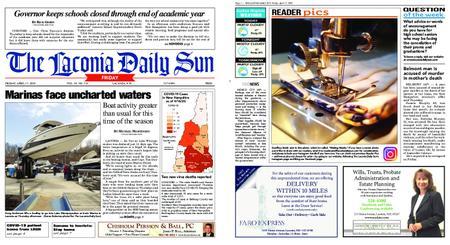 The Laconia Daily Sun – April 17, 2020