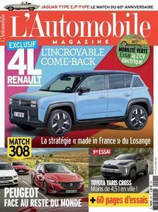 L'Automobile Magazine - Octobre 2021