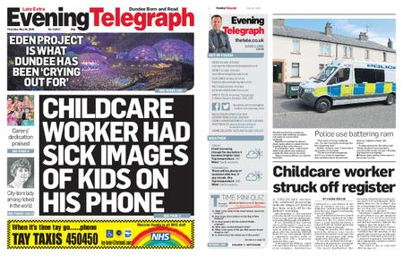 Evening Telegraph First Edition – May 28, 2020