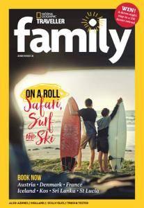 National Geographic Traveller UK - Family Travel 2018