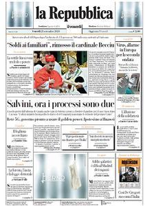 la Repubblica - 25 Settembre 2020