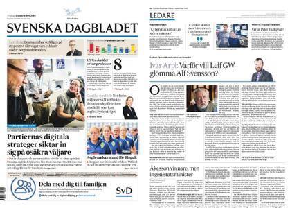 Svenska Dagbladet – 04 september 2018