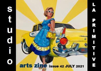 Arts Zine - July 2021