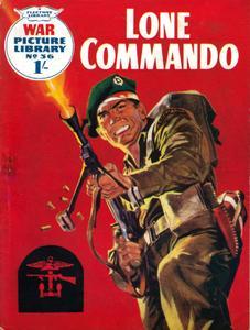 War Picture Library 0036 - Lone Commando [1960] (Mr Tweedy