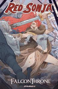 Dynamite-Red Sonja The Falcon Throne 2020 Hybrid Comic eBook