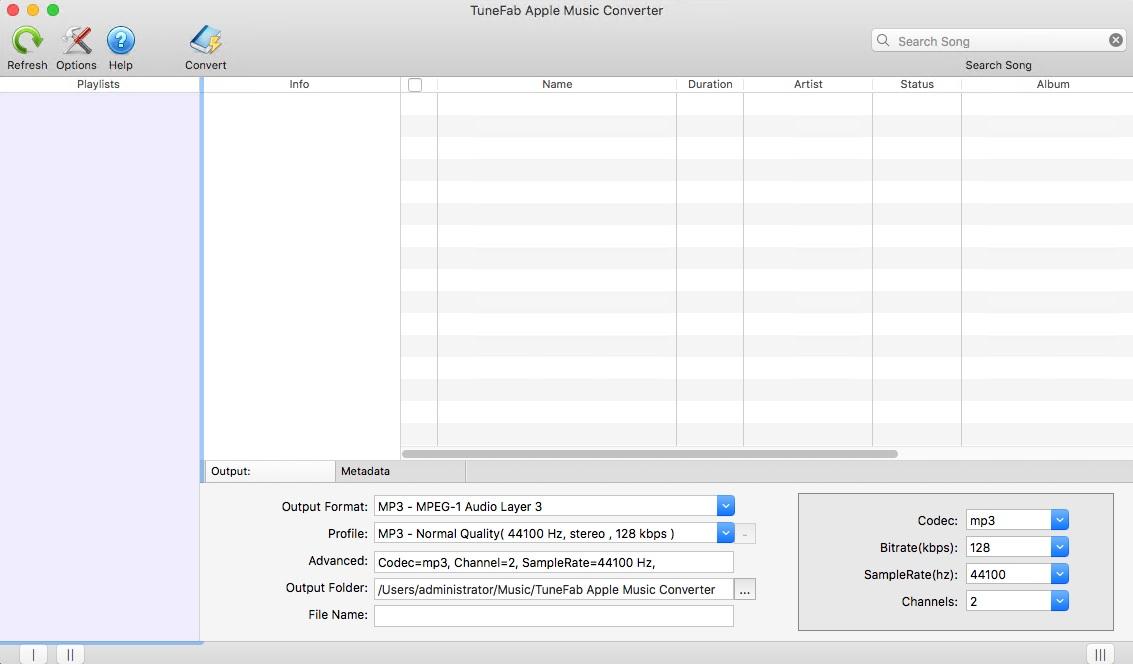 TuneFab Apple Music Converter 4.1.1 macOS