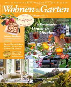 Wohnen & Garten - Oktober 2020