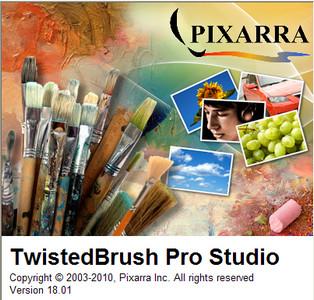 TwistedBrush Pro Studio 18.09 + Portable