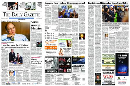 The Daily Gazette – March 03, 2020