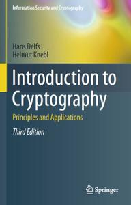 Introduction to Cryptography: Principles and Applications (3rd edition)