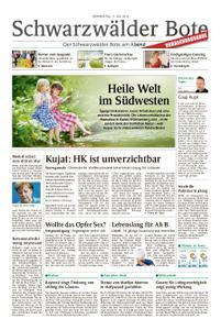 Schwarzwälder Bote Hechingen - 11. Juli 2019