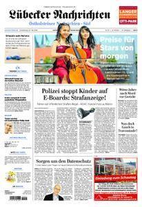 Lübecker Nachrichten Ostholstein Süd - 24. Mai 2018