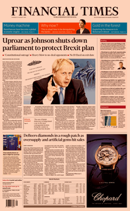 Financial Times UK – 29 August 2019